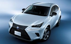 Lexus NX300h Black Sequence 2018 года (JP)